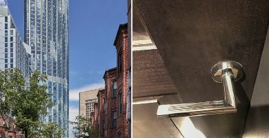 Four Seasons Hotel One Dalton Street, Boston Selects ASSA ABLOY